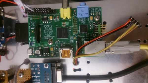APRS with the Raspberry Pi and the TNC-X board – DL8RDS Wiki