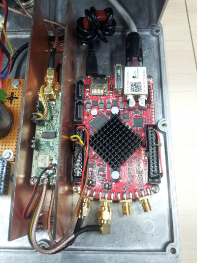Red Pitaya Based WSPR Beacon for Antarctica DP0GVN – DL8RDS Wiki
